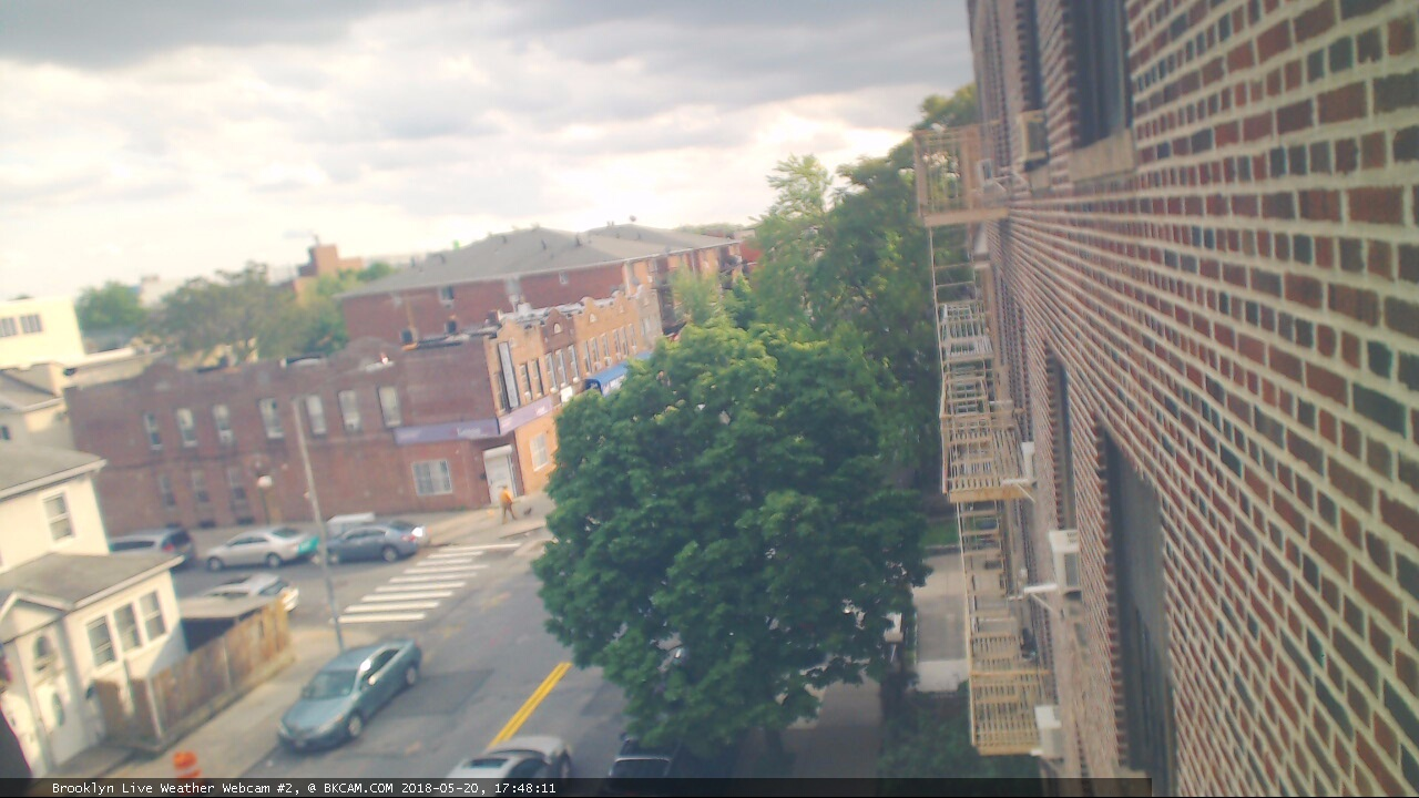 Live webcam in Brooklyn, New York